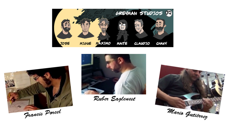 Greyman Studios