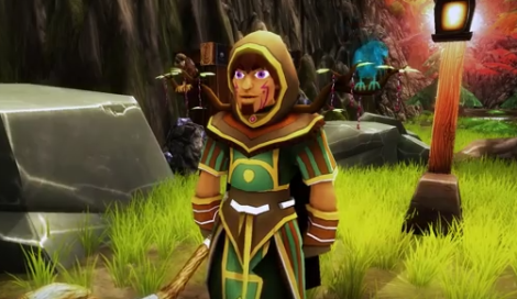 Caedmon le druide